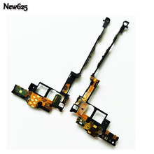 Original Power Switch On Off Volume Button Camera Key Flex Cable For Sony Xperia Acro S LT26W