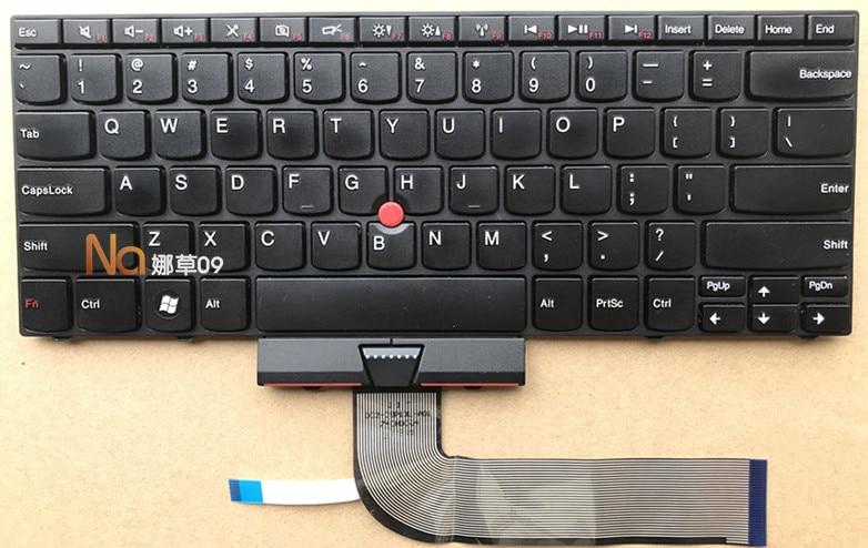 90% nouveau pour Lenovo IBM ThinkPad Edge E40 E50 14 15 US clavier 60Y9597 60Y9561 60Y966990% nouveau pour Lenovo IBM ThinkPad Edge E40 E50 14 15 US clavier 60Y9597 60Y9561 60Y9669
