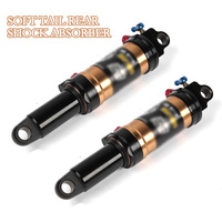 Mountain Bike Shock Absorbers AOY 36RC XC Soft Tail Rear Shock Absorber Back Gall Local Gold Licensed