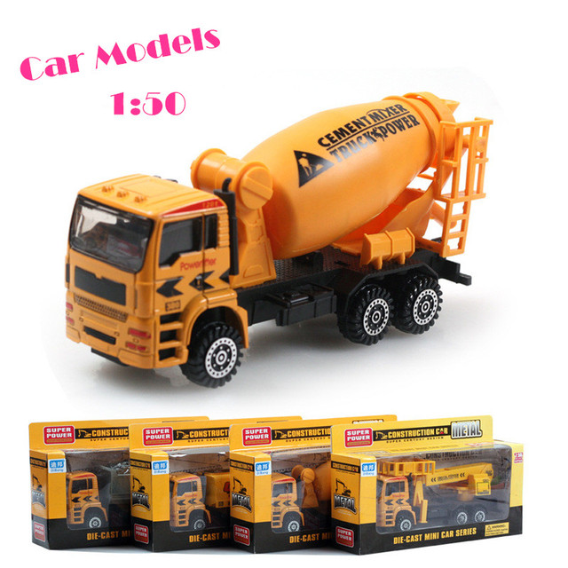 1pc toy cars for boys trucks kids toys for children pull back 1 50