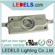 Проверенные Светодиоды Модуль 12 v 200lm 2,4 Вт высокой мощности Мощность светодиодная подсветка для знаков, Мощность светодиодная подсветка для лайтбокс знак