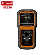 Foxwell NT530 мульти-системный Сканер Поддержка последние для BMW / и F шасси Обновление версии NT520