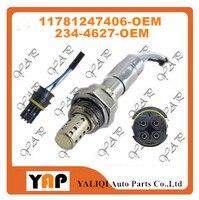 Oxygen Sensor FOR FIT 3' E36 316i 318is 5' E39 535i 540i 7' E38 735i 740il M62 Z3 E36 M44 37CM FRONT 11781247406 234 4672 13559