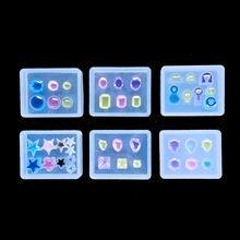 1 шт маленькими бриллиантами Подвеска для изготовления diy прозрачный