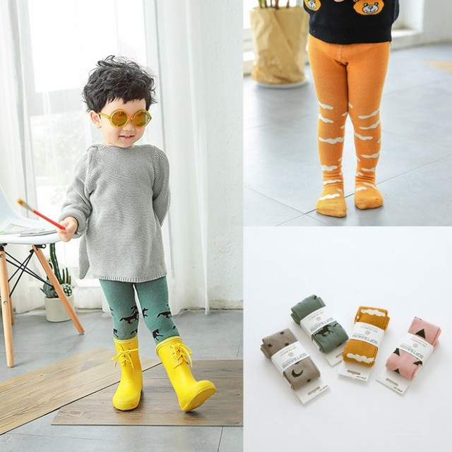 BoBozone character Tights for baby 10 colors