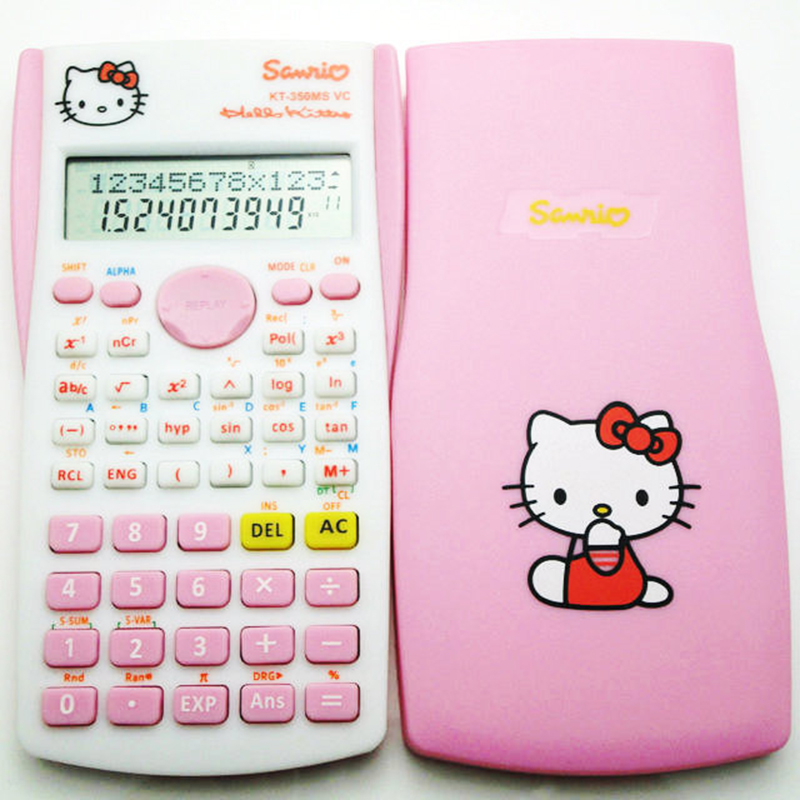 KT 350MS 12 Digits 2 Line Scientific student school font b Calculator b font font b