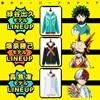 Anime My Hero Academia Cosplay Costumes Boku No Hero Academia Coat Jackets Hoodies Izuku Midoriya Bakugou