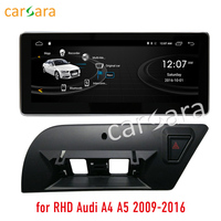 2G RAM 32G ROM Android touch screen for right hand drive Audi A4 A5 2009 2016 10.25 display GPS Navi radio multimedia player