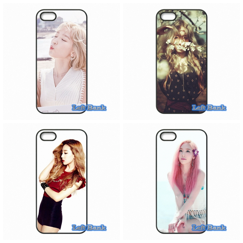 For Apple iPhone 4 4S 5 5S 5C SE 6 6S 7 Plus 4.7 5.5 iPod Touch 4 5 6 Taeyeon Case Cover