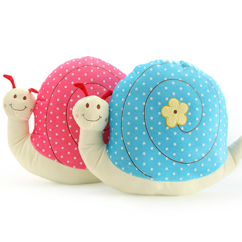 DreamWorks Movie Turbo Snail Plush Toy Racing Snail ...