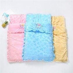 Zimowa koperta dla noworodków śpiwór dla dziecka śpiwór dla dzieci wózek miękki śpiwór dla dziecka
