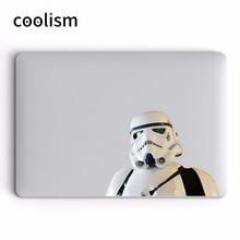 Цветная наклейка для ноутбука Stormtrooper для Apple, наклейка на MacBook Air Pro retina 11, 12, 13, 15 дюймов, Mac, hp, кожа, Mi, поверхность, книга, наклейка