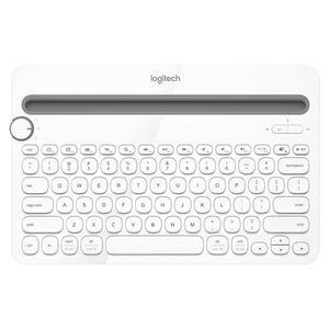 Image 4 - ロジクール K480 マルチデバイスの Bluetooth キーボード携帯電話パッドホルダーミニキーボード MacOS iOS Android 携帯パッド