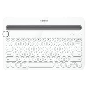 Image 4 - Logitech K480 Multi Device Bluetooth Keyboard Portable Phone Pad Holder Mini Keyboard for Windows MacOS iOS Android Phone Pads