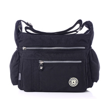 Women Messenger Bags High Quality Waterproof Nylon Crossbody Bags Brand Luxury Travel Shoulder Bag Women High Quality Handbags