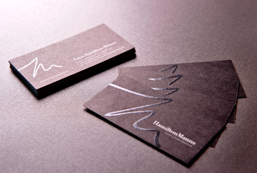 Buy simple business card designs and get free shipping on ...