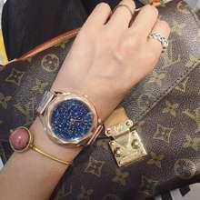 Luxury Brand Женщины Платье Кварцевые Часы Дамы Повседневная Резные Дело Наручные Часы Горный Хрусталь Женские Часы Часы Relogio Feminino OP001