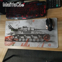 Купить с кэшбэком MaiYaCa World of Tanks Keyboard Mat Notbook Computer Mouse pads 30x60 cm Table Mat For gaming Dota 2 CS Go