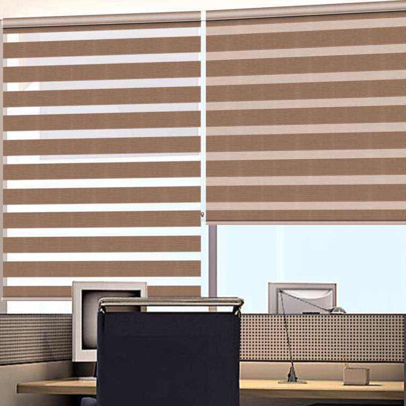 Comprar rom ntico ventanas pura cortinas persianas enrollables para sala de - Tipos de persianas enrollables ...