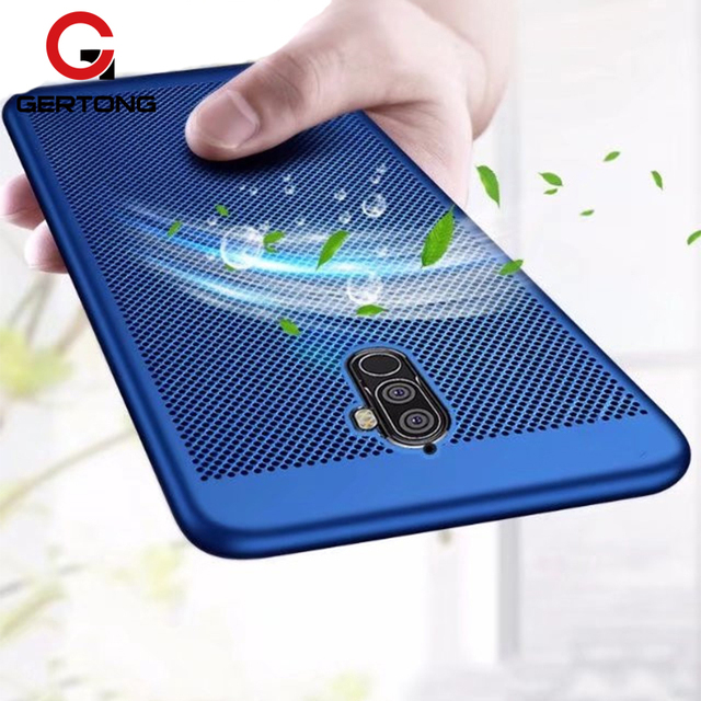 finest selection da9f8 f9359 US $0.92 40% OFF|GerTong Hard PC Case For Lenovo K8 K6 K5 Note K8 Plus Heat  Dissipation Back Cover For Lenovo K6 K5 K8 Note Plus Protective Shell-in ...