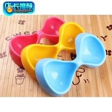 Hot dog bowls medium bowl cat double single mouth pet supplies
