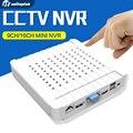 16CH 9CH Мини NVR HDMI 720 P/1080 P/3MP/5MP HD Сетевой Видеорегистратор Безопасности CCTV камера iPhone Android Посмотреть ONVIF P2P Облако