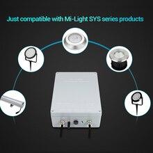 Miboxer SYS-PT1 1-Channel Host Control Box led controller 2.4G Wireless remote Smartphone APP Amazon Alexa Voice DMX512 control