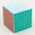 Nueva Vesion Azul Shengshou 6x6x6 alta velocidad Cubo Mágico Puzzle 6-capas Profesional 6.7 cm Aprendizaje y Juguetes educativos Cubos magicos