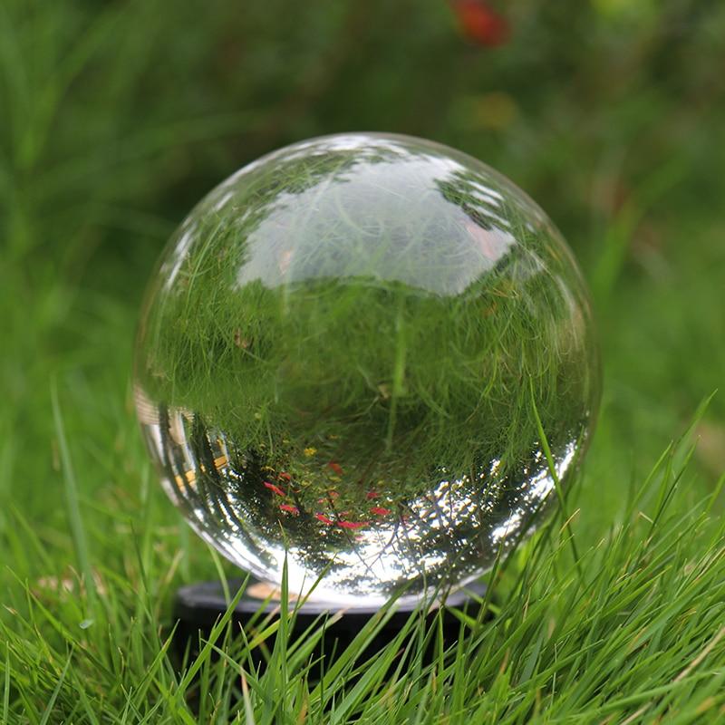 Crystal Healing Glass Ball Sphere 16