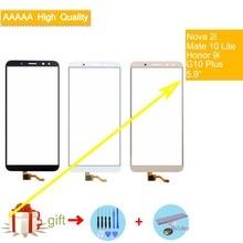 For Huawei Mate 10 Lite Honor 9i Nova 2i G10 Plus Maimang 6 Touch Screen Touch Panel Sensor Digitizer Front Glass Touchscreen goowiiz черный maimang 6 mate 10 lite honor 9i nova 2i