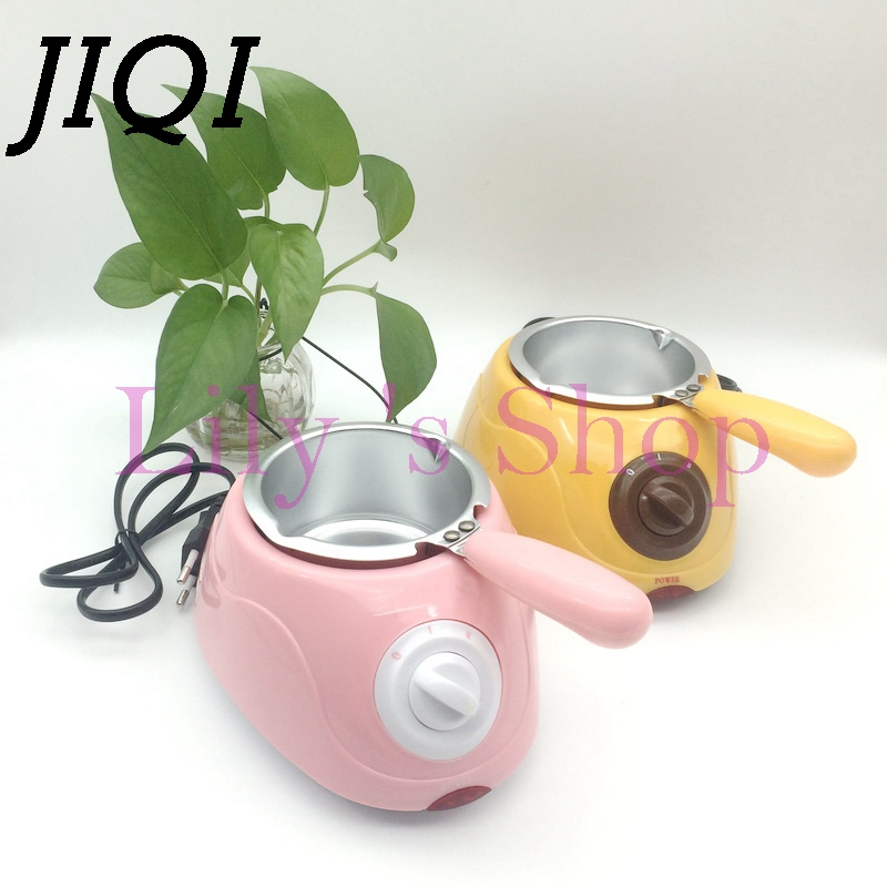 Electric DIY Chocolate melting pot melter machine chocolate fondue fountain children girl boy gift children's day EU US plug vention male to male aux cable 3 5mm for car