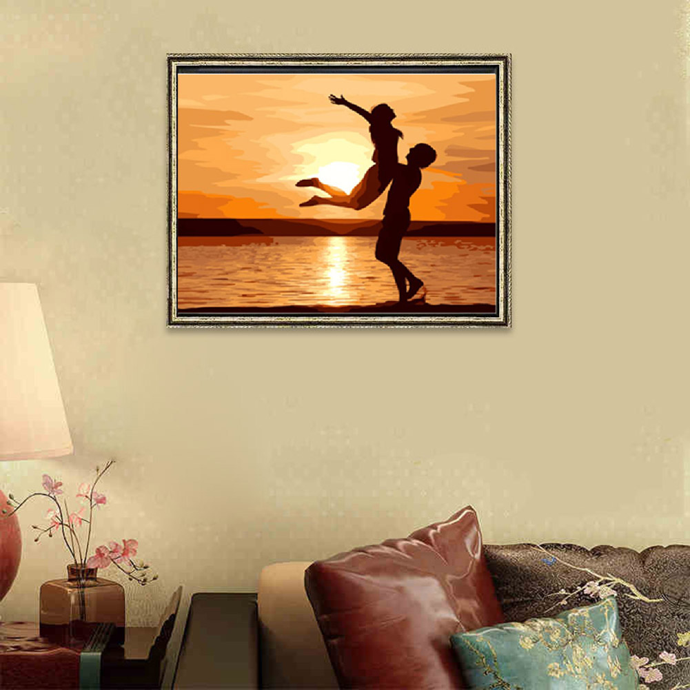 Buy canvas paint silhouette and get free shipping on AliExpress.com