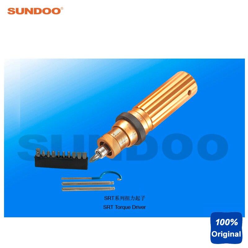 Sundoo SRT-0.6 0.2-0.6N.m Preset Torque Screw Driver Tester Meter srt 6223 0 800 um surface roughness tester price