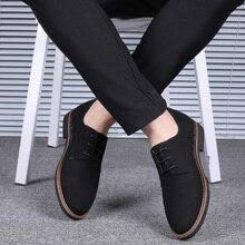 2020 คุณภาพสูงหนังนิ่มหนังนุ่มรองเท้าผู้ชาย Loafers Oxfords Casual ชายรองเท้าลูกไม้ฤดูใบไม้ผลิสไตล์ผู้ชายรองเท้า