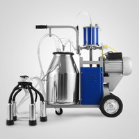 Cow Milking Machine For Sale /portable milking machine /Goat Milking Machine