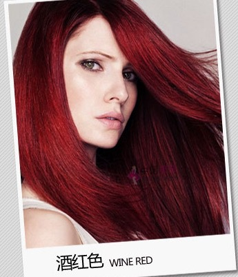 25 ml 2 naturel cheveux rouge couleur shampooing sans ammoniaque vin rouge vgtale pure semi - Coloration Rouge Sans Ammoniaque