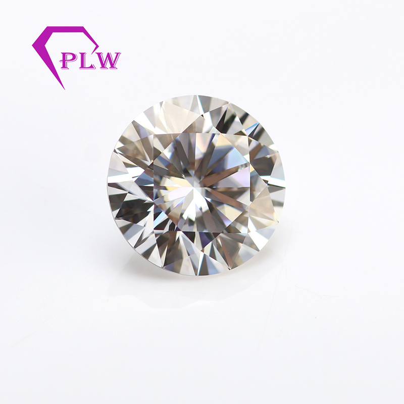 High quality GH color 7.5mm 1.5ct VVS1 VVS2 lab diamanti round shape brilliant cut mossanite loose instead of real diamondHigh quality GH color 7.5mm 1.5ct VVS1 VVS2 lab diamanti round shape brilliant cut mossanite loose instead of real diamond