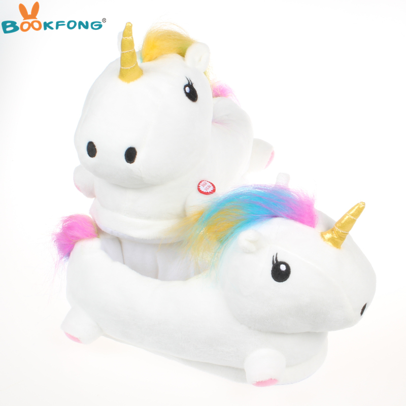 Unicorn Toys For Girls : Bookfong cm led unicorn plush toy little girl indoor
