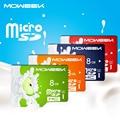 Moweek 2016 moda série de frutas cartão micro sd de 8/16 32/64/128 gb classe 10 cartão de memória tf cartão para smartphone/ta