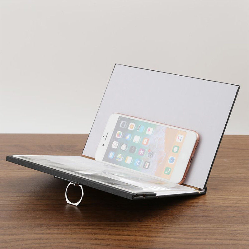 Pc - 8 inch  Mobile Phone Screen Magnifier Stand