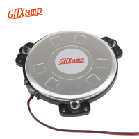Ghxamp Feeling Music Low Frequency Vibration Speaker Subwoofer Plane Resonance For Car seats, Home Theater and Massage