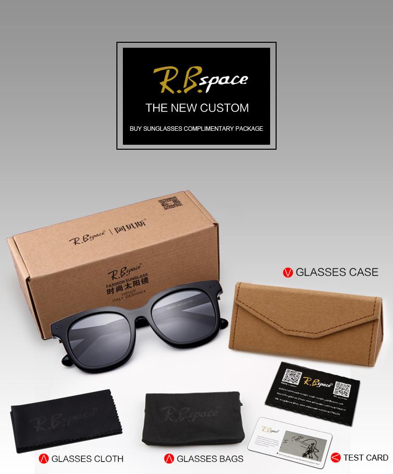 Glasses Eyewear Unisex sunglasses 2