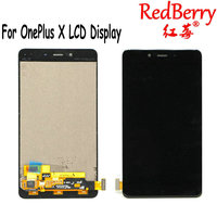 Redberry For Oneplus X LCD Display Touch Screen 100 New Digitizer Glass Panel For Oneplus X