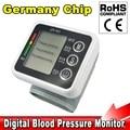 Здравоохранение Германия Чип Автоматические Наручные Электронные Монитора Артериального Давления Тонометр Meter for Measuring And Pulse Rate