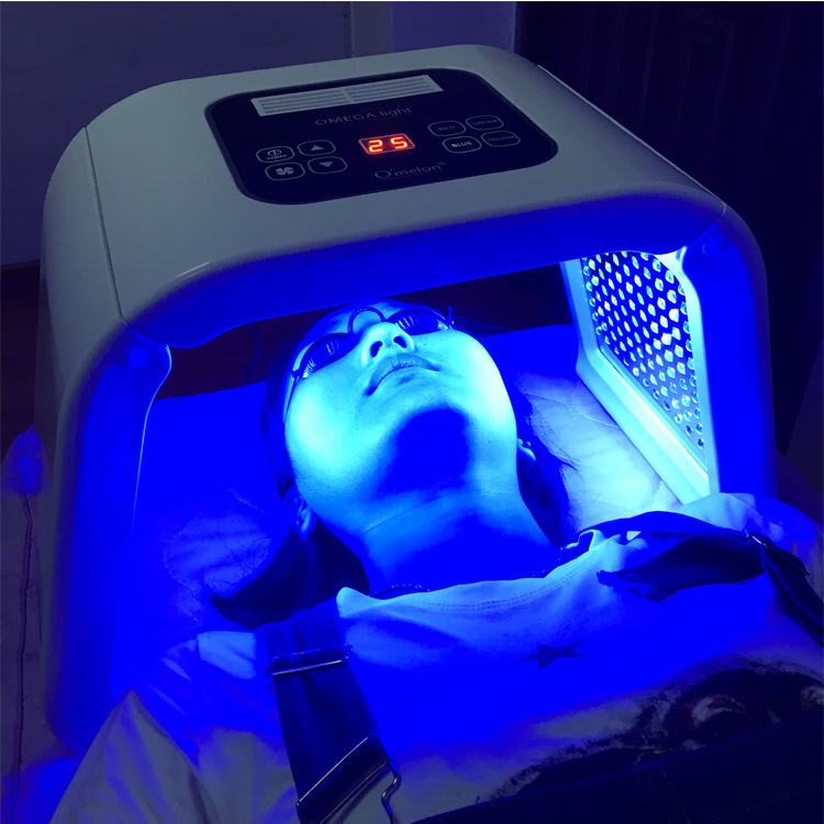 4 Color LED PDT Light Skin Care Beauty Machine LED Facial SPA PDT Therapy For Skin Rejuvenation Acne Remover Anti-wrinkle
