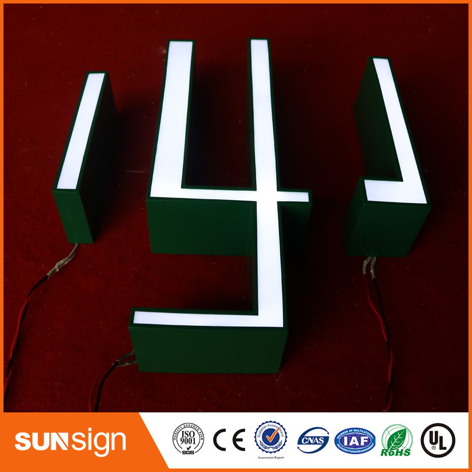 Wholesale Coffee Store Lighting Sign Letters