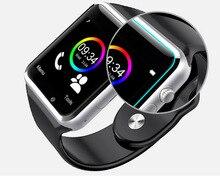 2016 A1 Wristwatch Bluetooth Smart Watch Sport SIM Card Camera Smartwatch for Samsung HTC Huawei LG