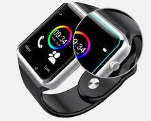 2016 A1 Armbanduhr Bluetooth Smart Uhr Sport Sim-karte Kamera Smartwatch für Samsung HTC Huawei LG Xiaomi Android uhr PKDZ09