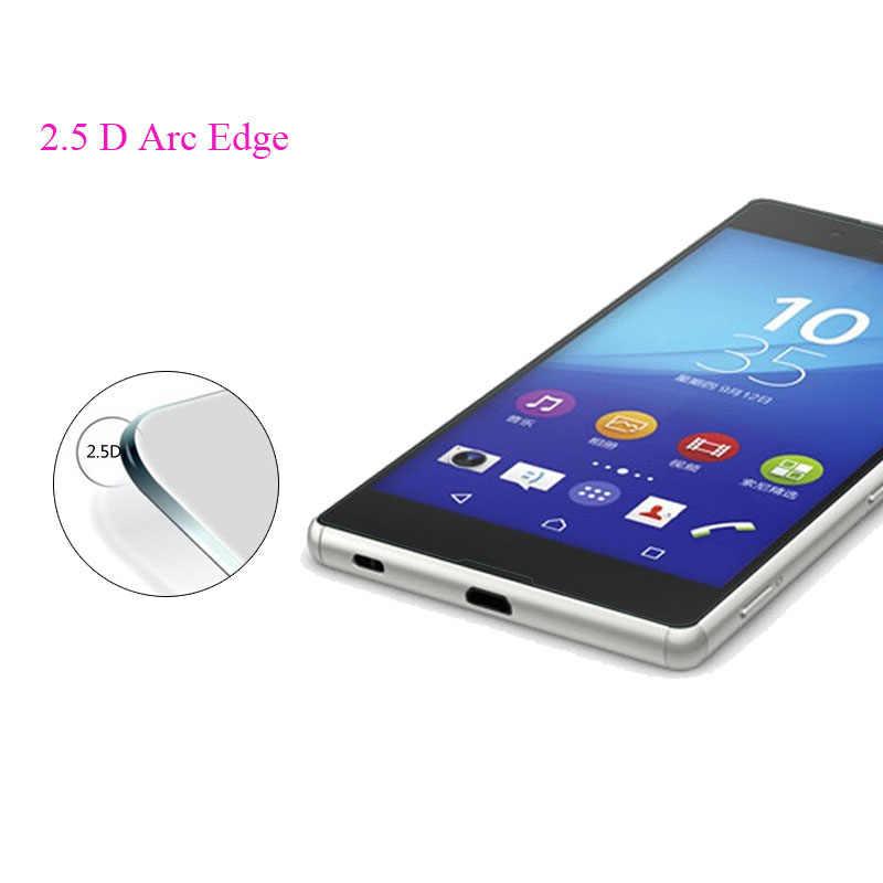 9D HD закаленное стекло для sony Xperia X Performance XA для sony Xperia M4 Aqua M5 Z Z1 Z2 Z3 Z4 Z5 Защитная пленка для экрана