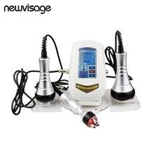 40 K кавитационный ультразвуковой аппарат для похудения, многополярный радиочастотный подтяжка кожи, подтягивающий омоложение от морщин